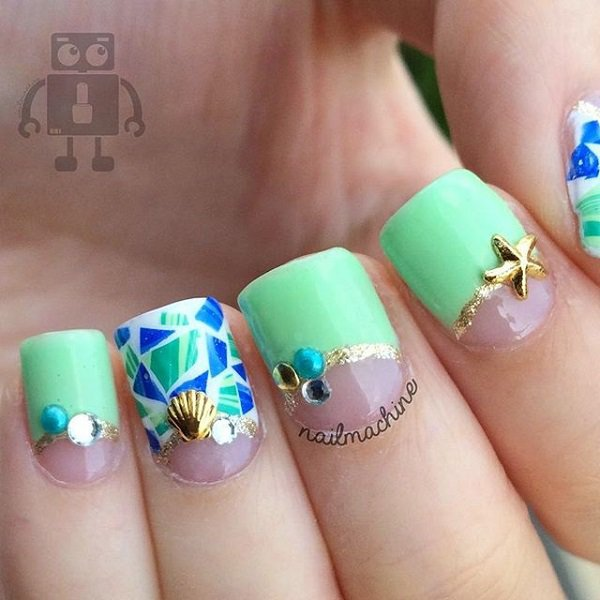 ocean-sea-nail-art-ideas-5