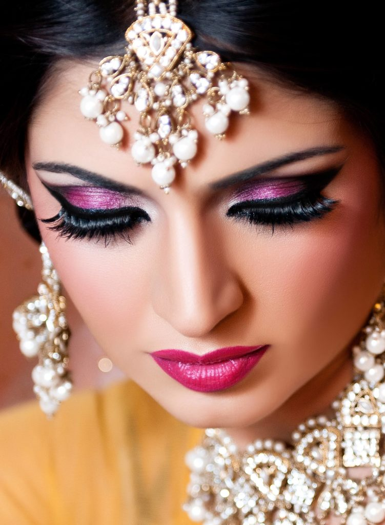 Don't Miss These Stunning Bridal Makeup Ideas