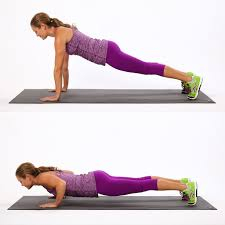 8 DIFFERENT VARIETY OF PUSH-UPS AND WHAT THEY WORK FOR!