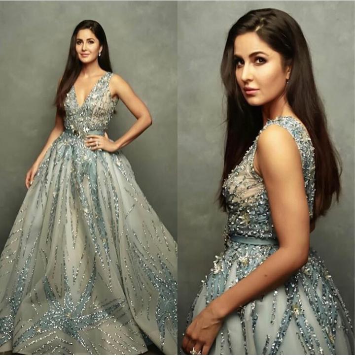 Fashion Beauty Awards 2017: Katrina Kaif In Ziad Nakad At IIFA Awards 2017