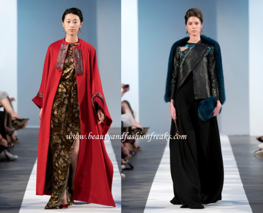Laskaris Houte Couture Paris Fashion Week 2017-18