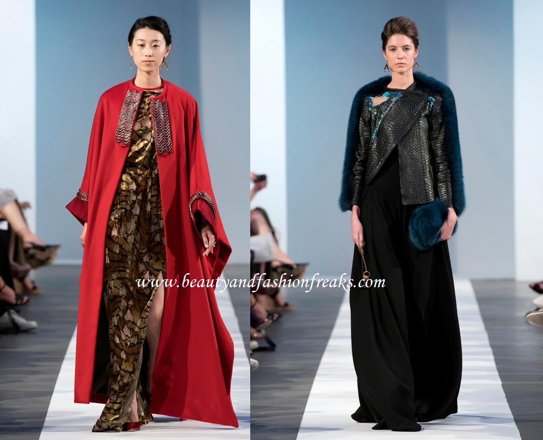 Laskaris Houte Couture Paris Fashion Week 2017-18