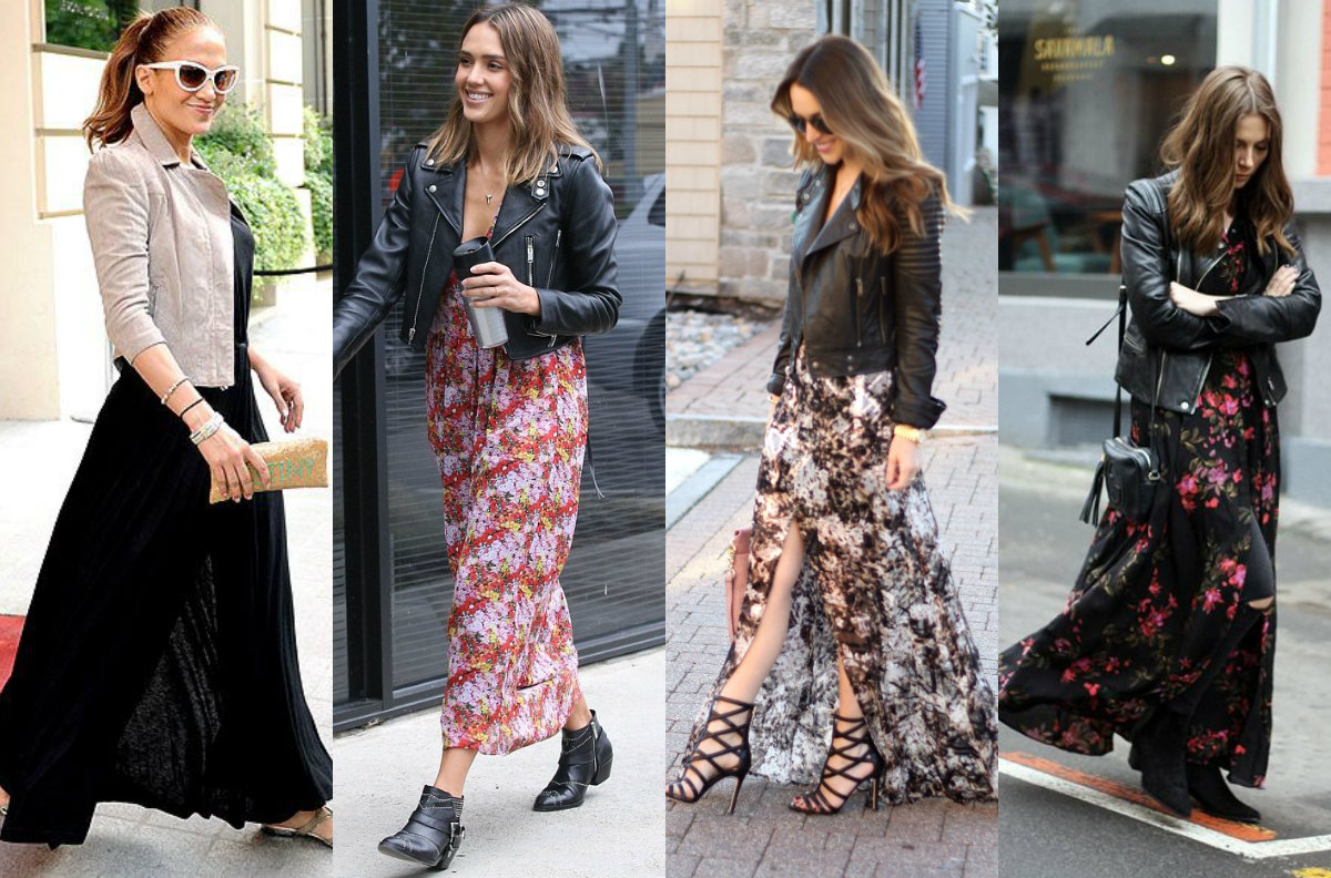 7 style tips on how to wear maxi dresses Fashion makeup and style tips