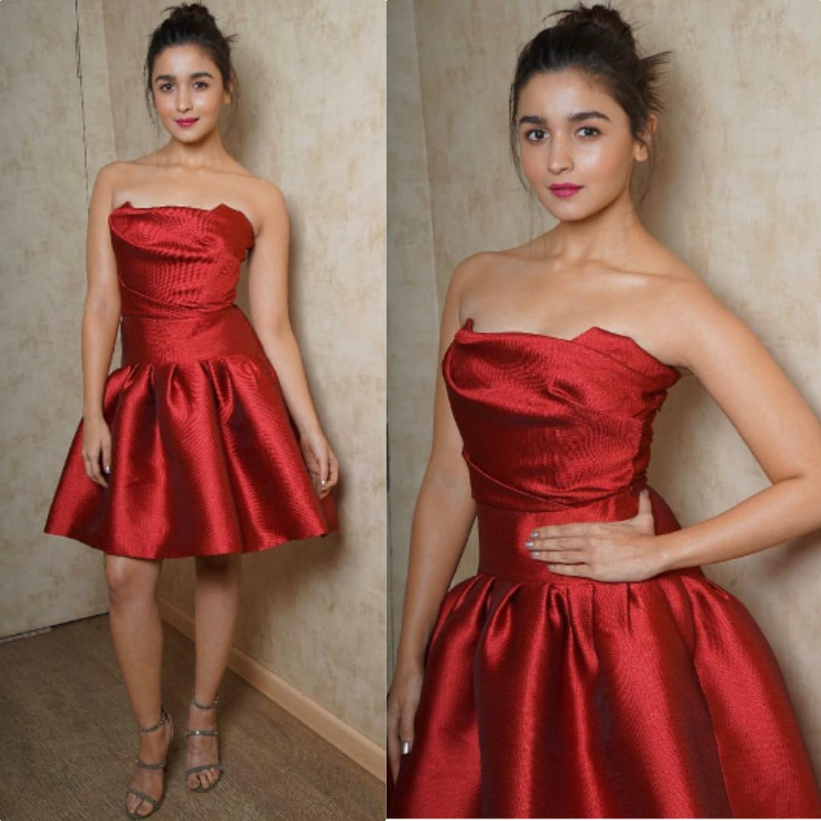 Fashion Beauty Awards 2017: Alia Bhatt In Gauri And Nainika At Kids' Choice Awards 2017