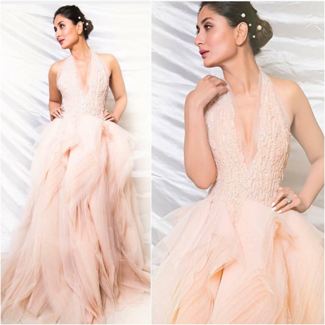 Fashion Beauty Awards 2017: Kareena Kapoor In Rami Ali At Lux Golden Rose Awards 2017